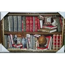 """Гобелен """"Библиотека"""" 50х70"""