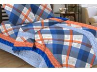 """Комплект постельного белья 1,5 - спальный """"Дизайн 095"""" бязь (125г/м2)"""