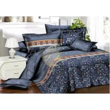 """Комплект постельного белья 2-спальный макси """"Чарующая ночь"""" SA-643 поплин"""