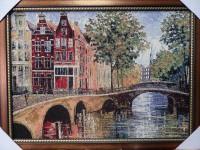 Гобелен 40х60 Амстердам