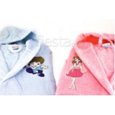 """Халат махровый """"Fiesta"""" для девочки или мальчика 9-10 лет"""