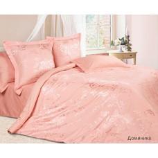 """Комплект постельного белья 1,5 - спальный """"Доминика"""" сатин - жаккард"""