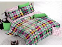 """Комплект постельного белья 1,5-спальный """"Чарующая ночь"""" поплин"""