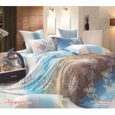"""Комплект постельного белья 2 - спальный """"Феерия"""" сатин Shining Star"""