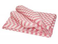 Одеяло байковое цветное 140х205 Госрезерв