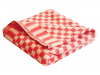Одеяло байковое цветное 140х205