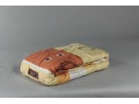 """Одеяло """"Овечка"""" шерстенабивное 140х205"""
