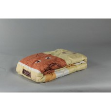 """Одеяло """"Овечка"""" шерстенабивное 200х220"""