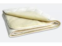 "Одеяло ""Саванна"" с открытым мехом 140х205"