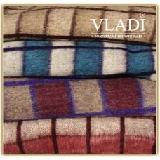 """Одеяло Vladi """"Клетка"""" 140х205"""