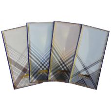 PD2L Подарочный набор мужских носовых платков Etteggy 1 шт.
