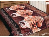 """Покрывало """"Леопарды"""" 3D 200х220"""