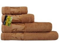 "Полотенце махровое ""Бамбук-классик"" 68х140"