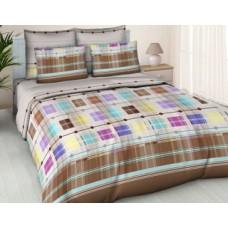 """Комплект постельного белья 1,5 - спальный """"Альфред"""" поплин"""