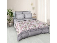 """Комплект постельного белья 1,5 - спальный """"Антуанетта"""" поплин"""